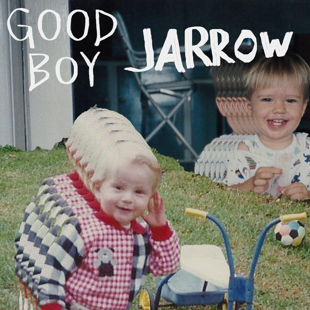 "Good Boy & Jarrow   Split 7"""