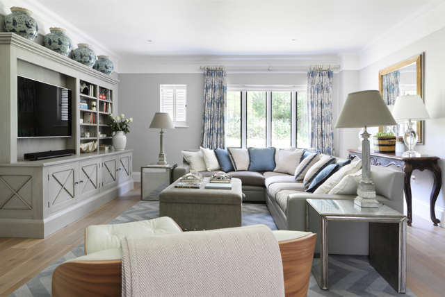 Interior Design Cobham Surrey by Ham Interiors