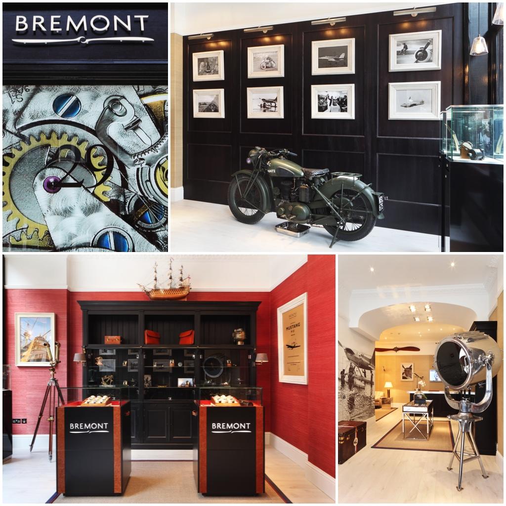 Bremont ham interiors
