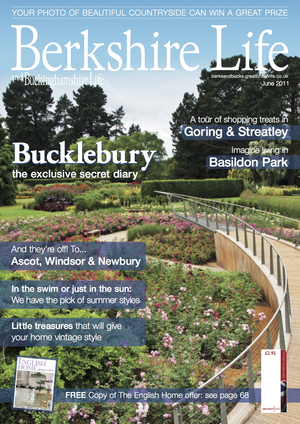 Berkshire & Buckinghamshire life with Ham Interiors