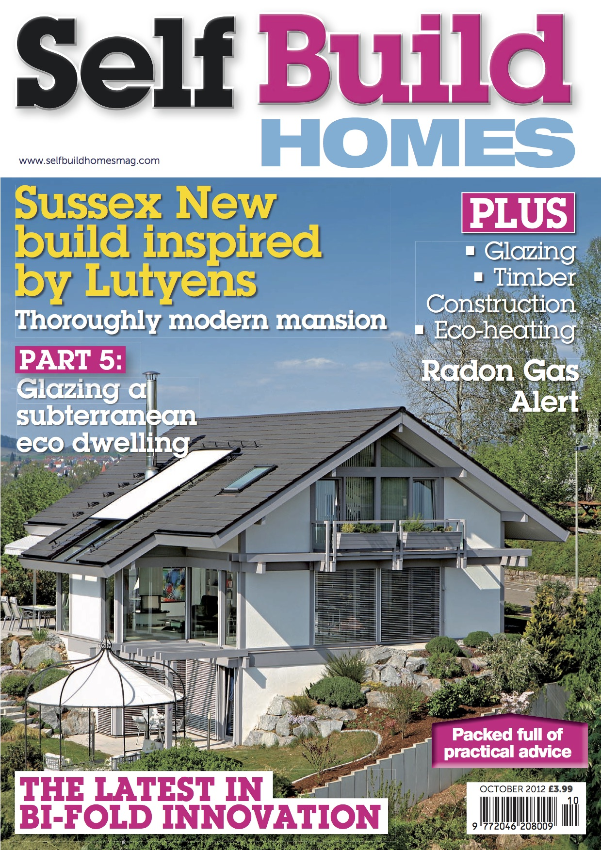 Self build magazine, Ham Interiors