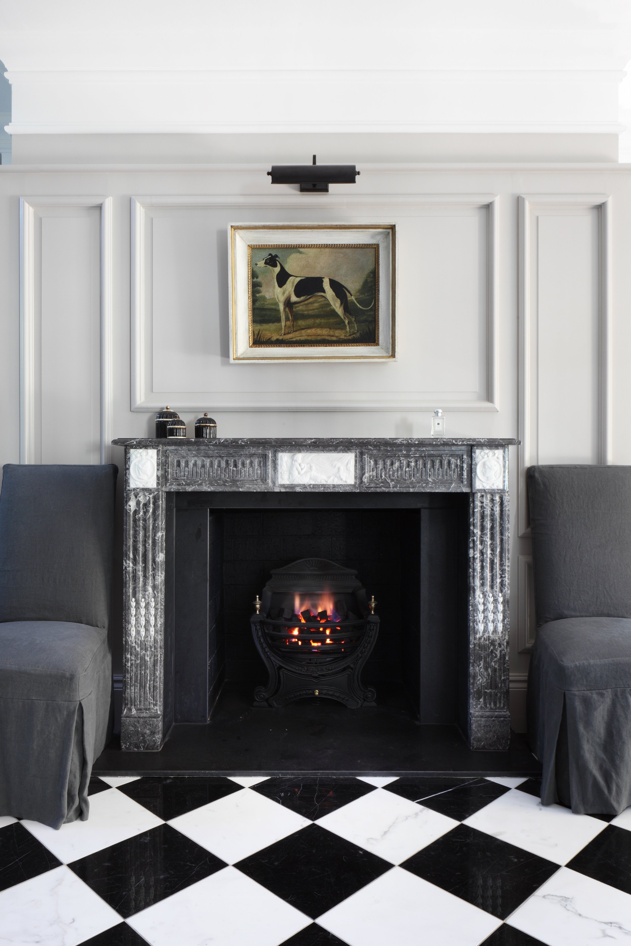 This image is from our project in Beaconsfield.  Click here  to see the rest of the project.