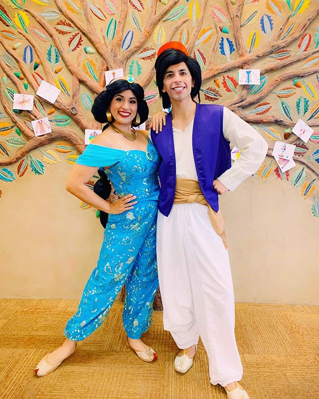 This was our fourth year celebrating the big summer kickoff at @westbank_library! #summertime #princessparty #austinprincessparty #partyprincess #princessperformer #characterentertainment #aladdin #aladdincosplay #princessjasmine #facecharacter #princesscosplay #cosplaylife#disneylife #atxkids #atx