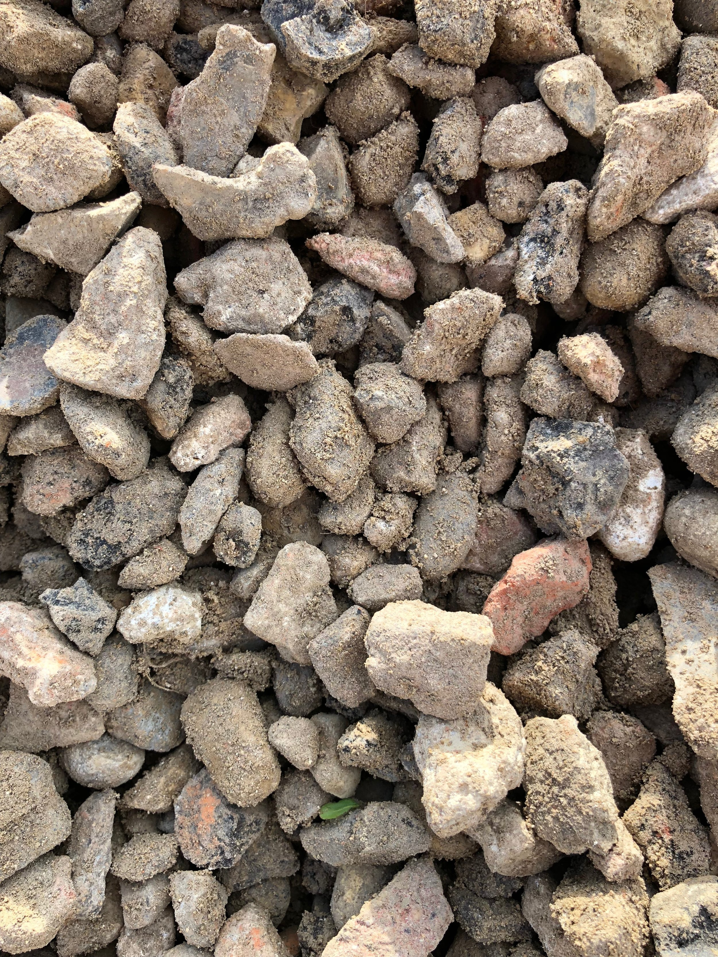 20 MM RECYCLED STONE -