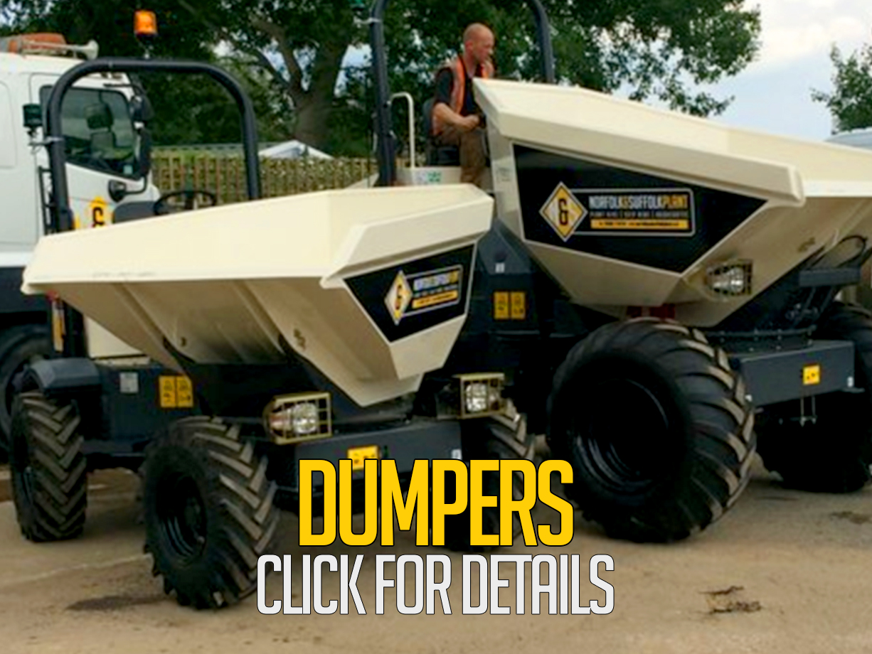 Dumpers | Norfolk & Suffolk Plant ..