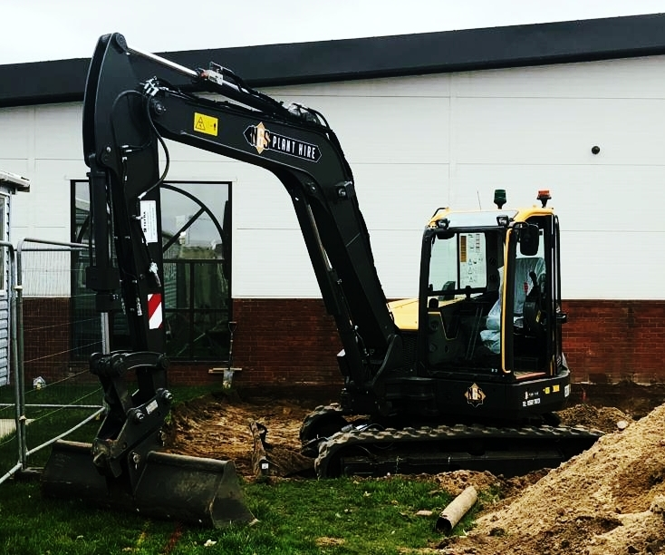 plant hire suffolk