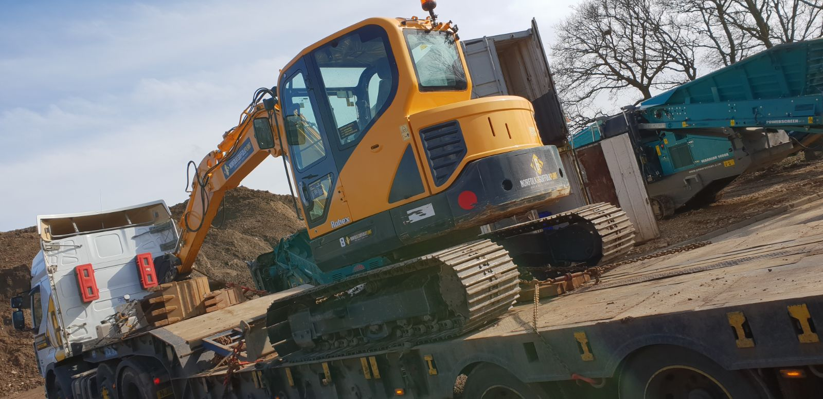 plant hire norfolk