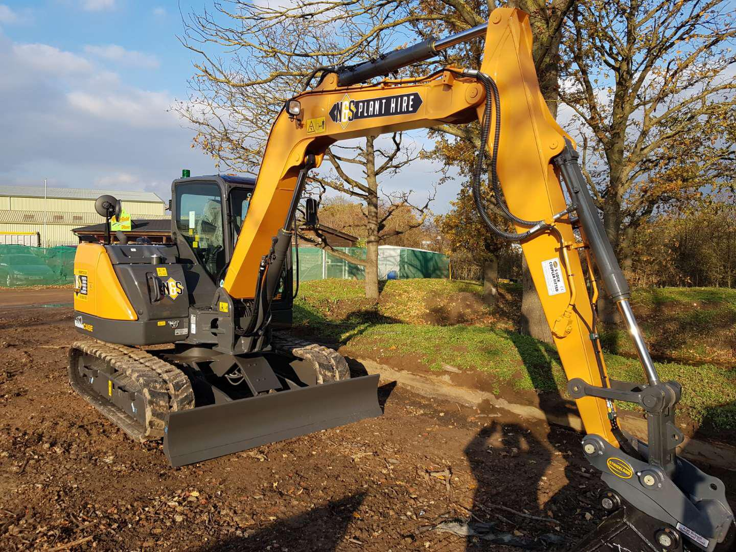 plant hire companies suffolk