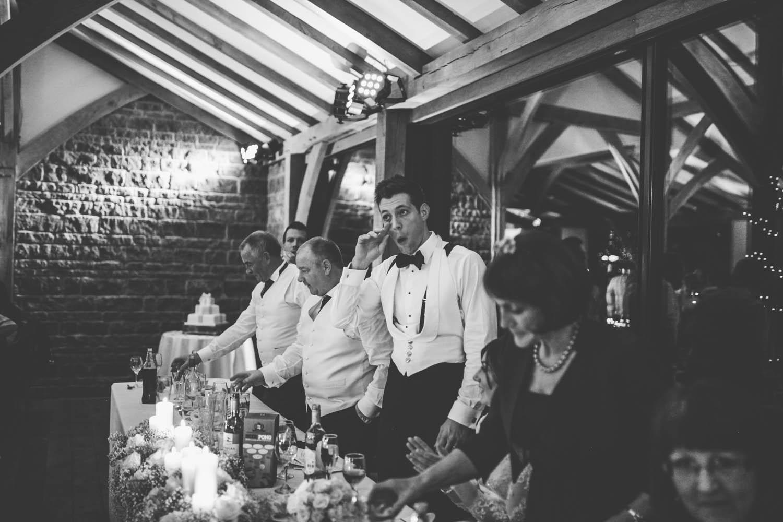 Royal Navy Wedding. Lauren & Adam. Dodford Manor, Northampton.