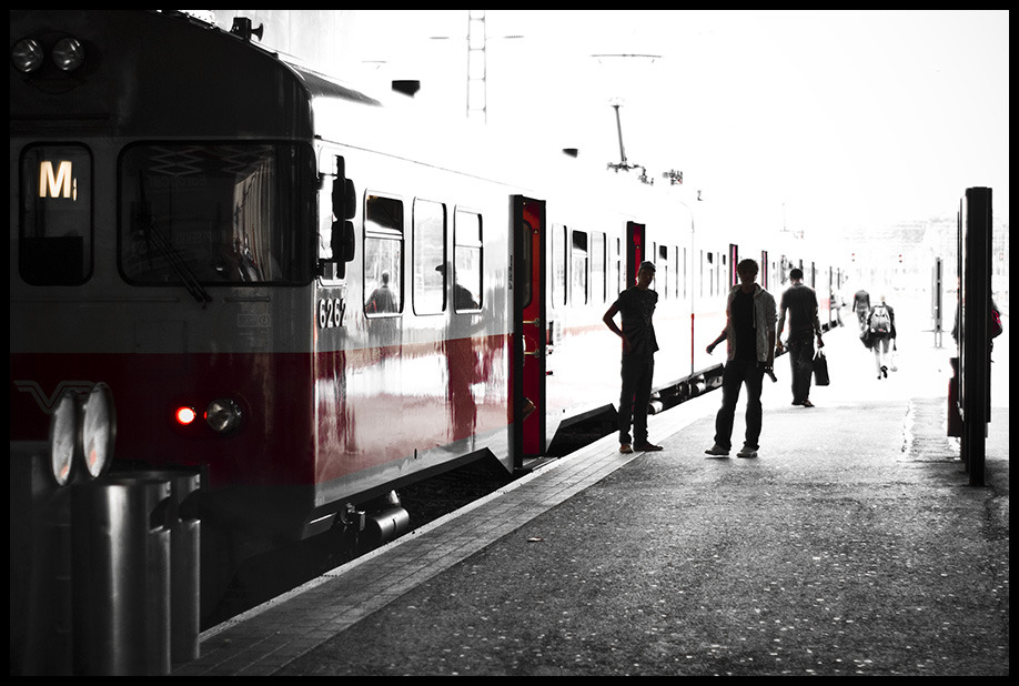 redish train