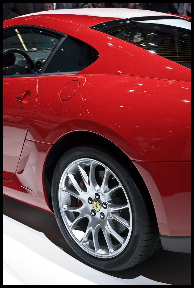red fiorano 599