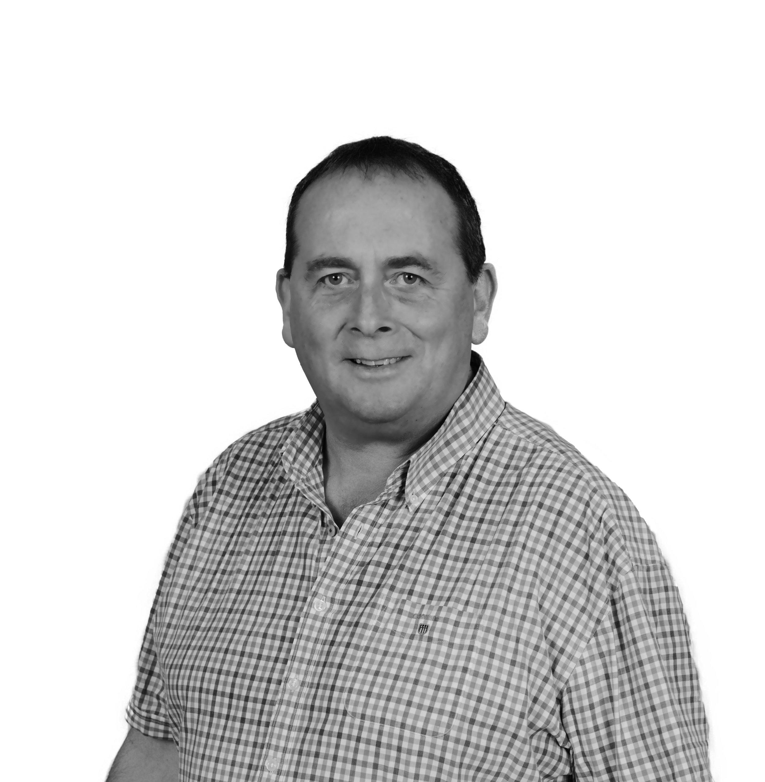 Brendan McKenna   Managing Director