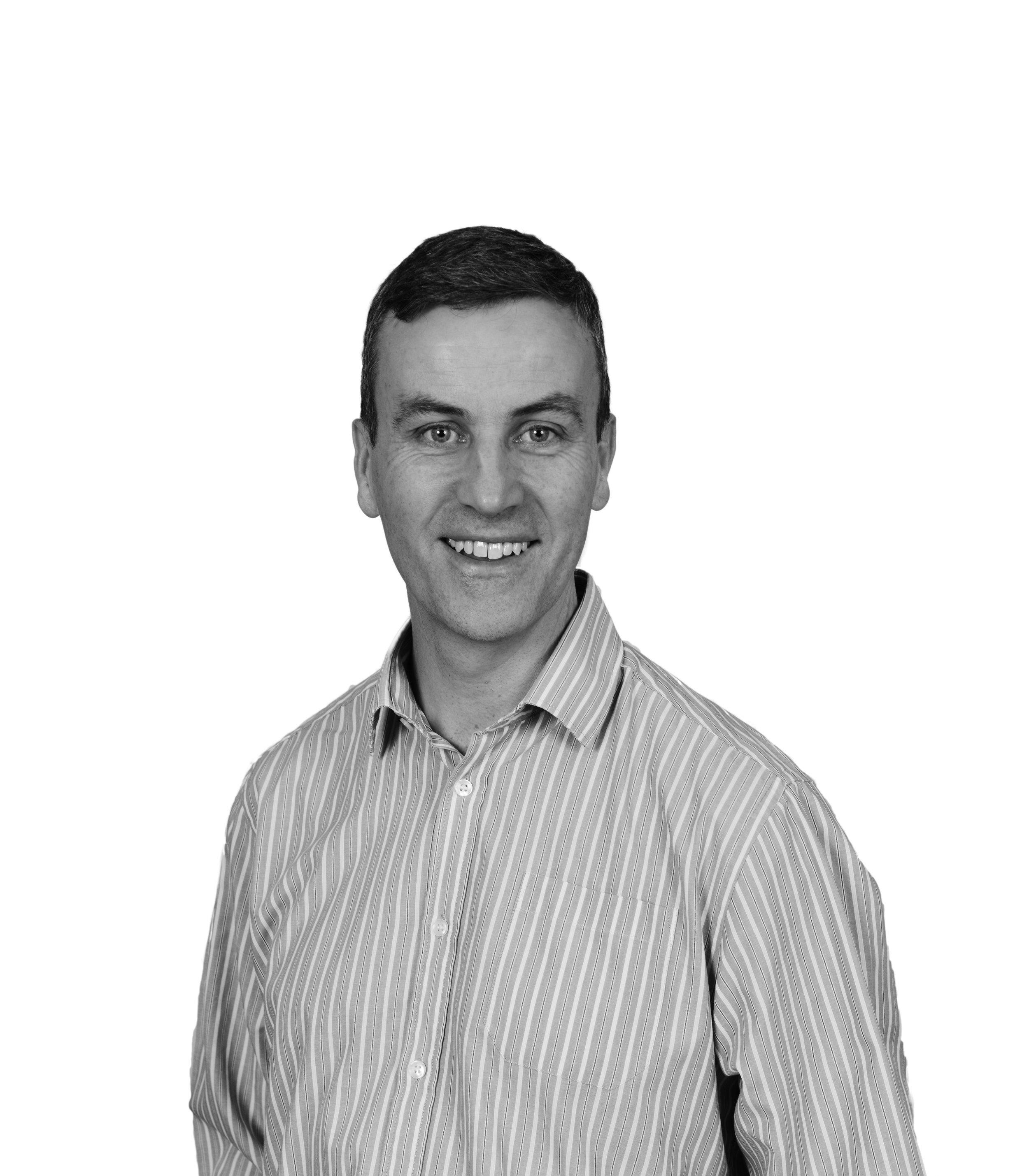 Brendan Vallely   Operations Director