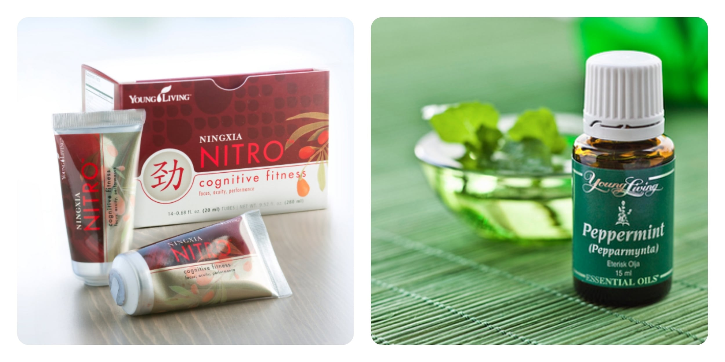 NingXia Nitro                                                          essential oil Peppermint