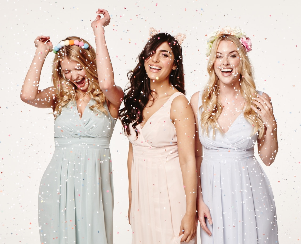 Maids to Measure bridesmaids dresses