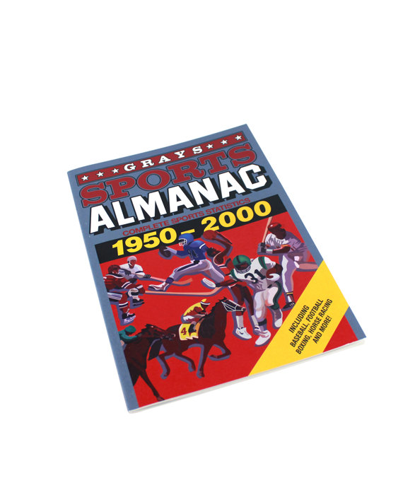 Back to the Future 'Grays Sports Almanac' as a notebook - £9 plus shipping -  click here