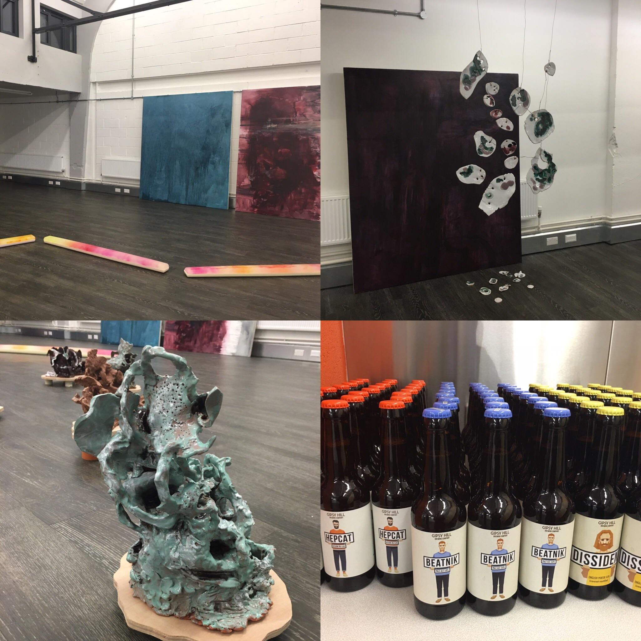 Art Exhibition at Parkhall Business Centre