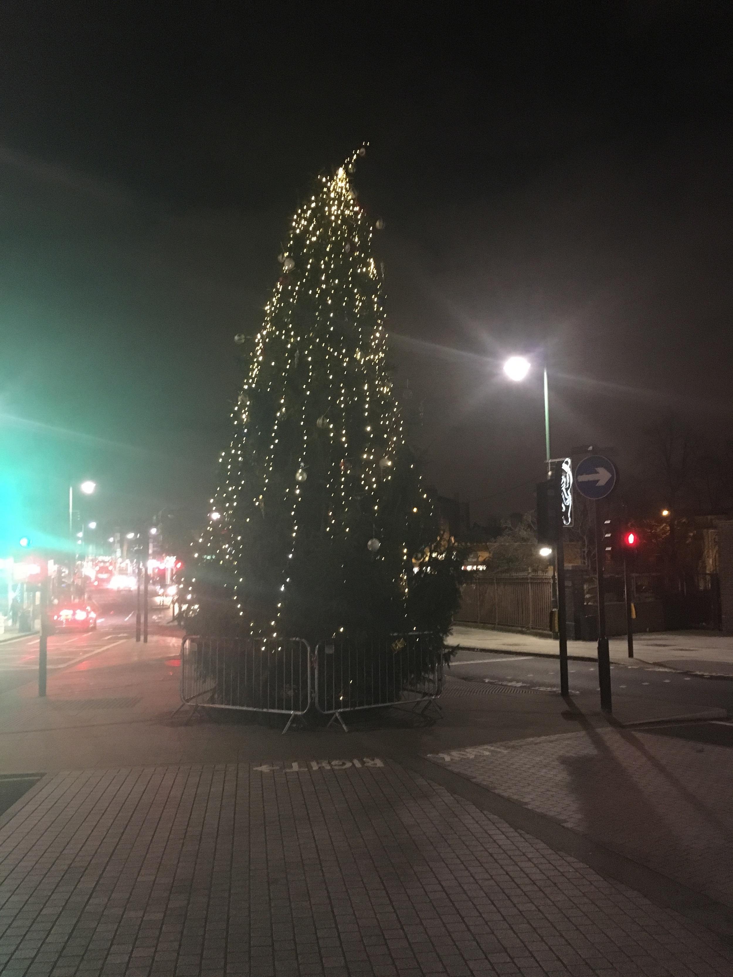 West Norwood Christmas Tree