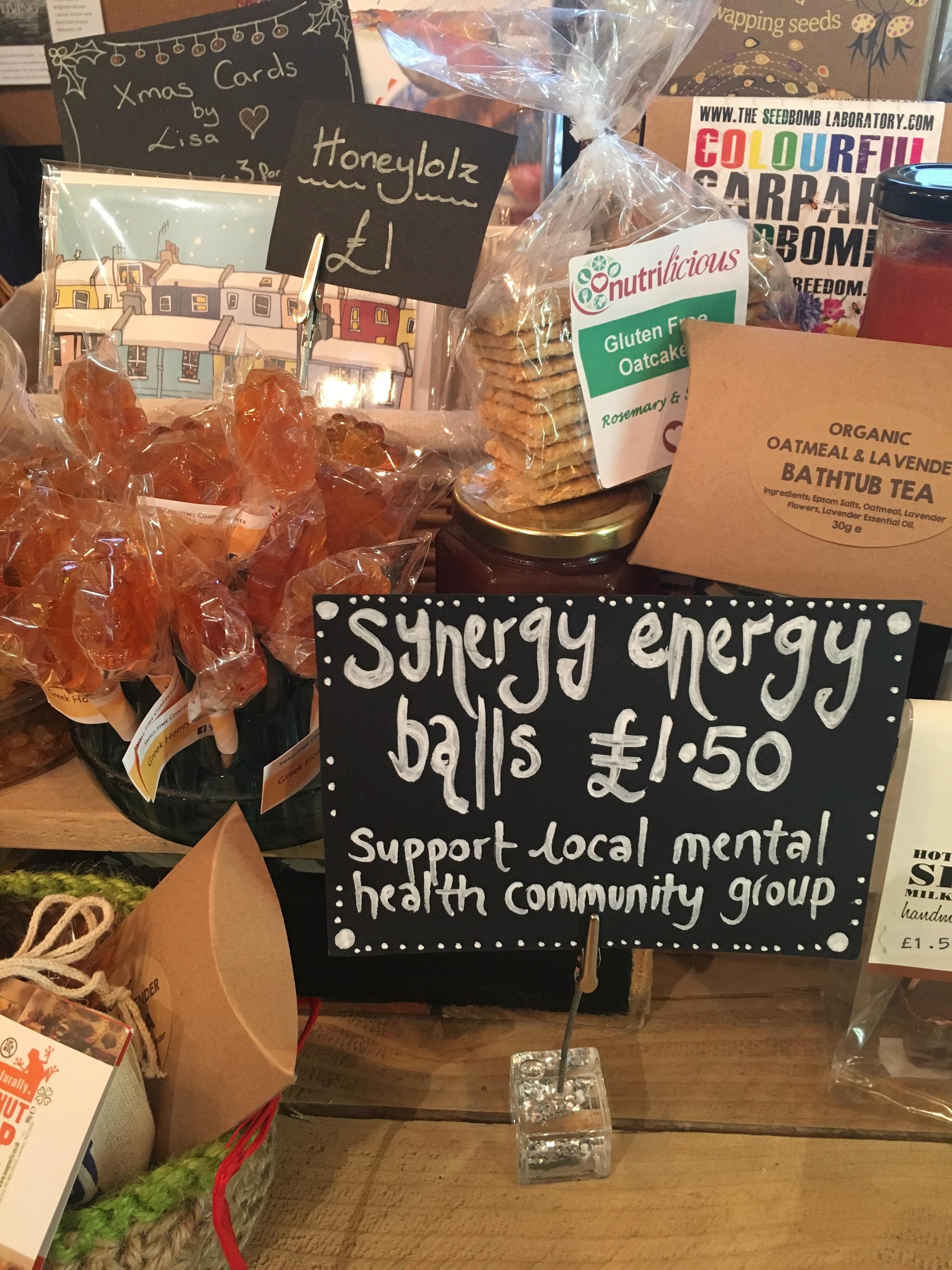 Foodshed at Brighton Open Market