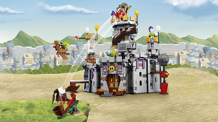 King Pig's Castle (75826) – £74.99