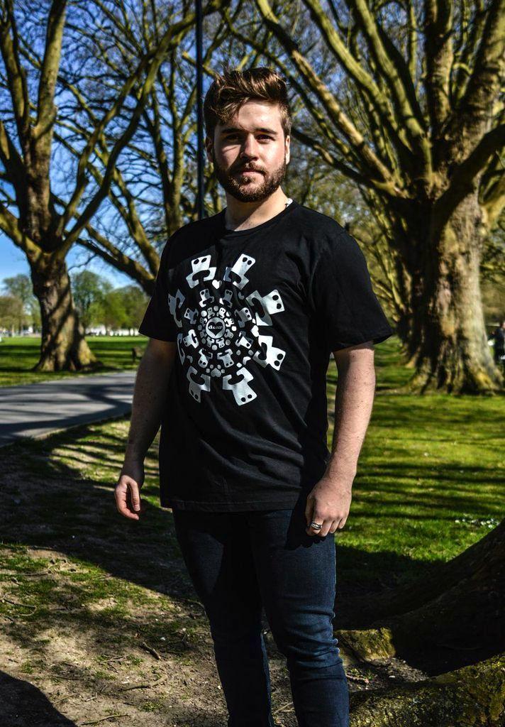 Revive 100% Organic Cotton T-Shirt  £28