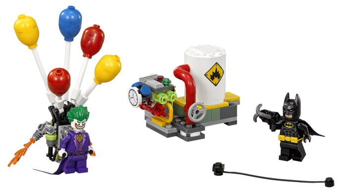 The Joker Balloon Escape - £11.99