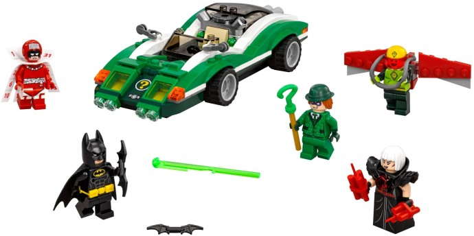 The Riddler Riddle Racer - £29.99