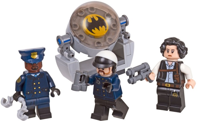 The Lego Batman Movie Accessory Set - £10.99