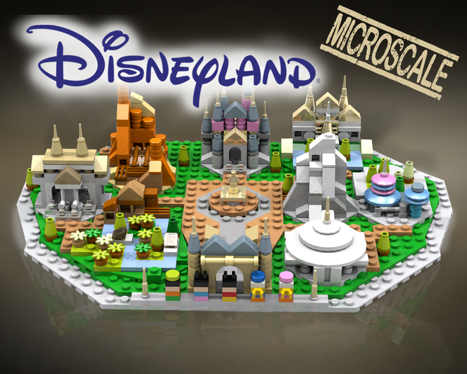 Disneyland Microscale  As of 1/3/17 4944 Supporters, 10 Days Left   Read More