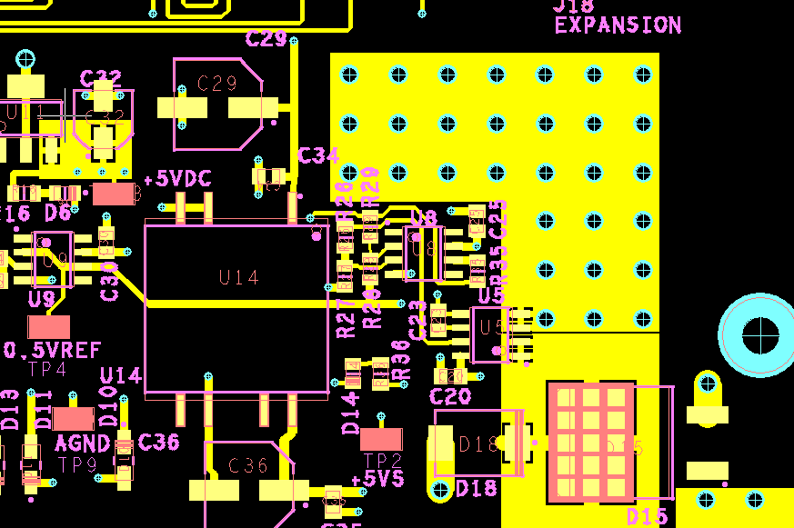 Power/High Current Layout