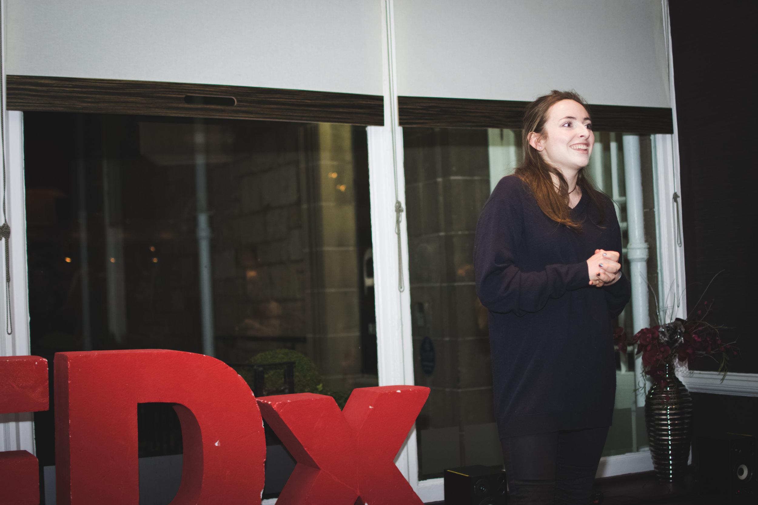 Copy of Student Speaker Finalist: Tallulah Hutson