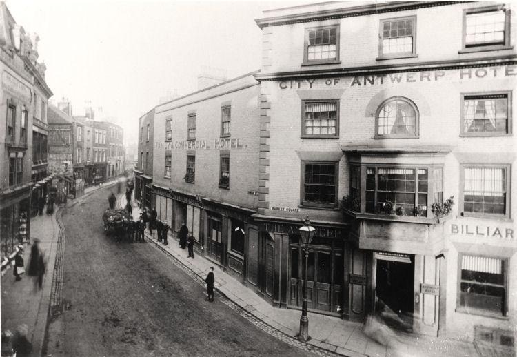 City of Antwerp Hotel Dover