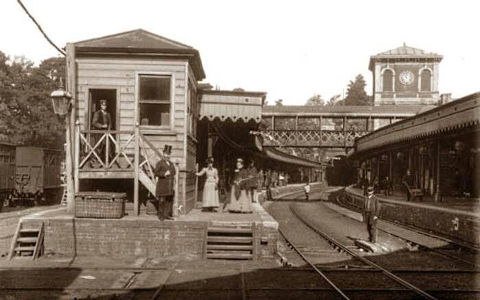 Tunbridge Wells Trainstation