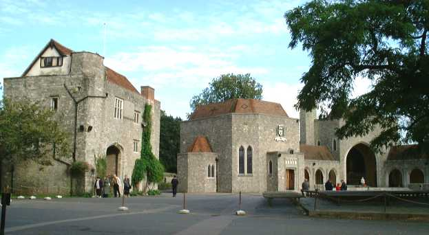 The friars, Aylesford