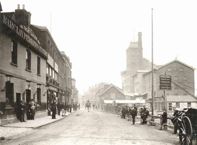 High Street, Erith - 1910