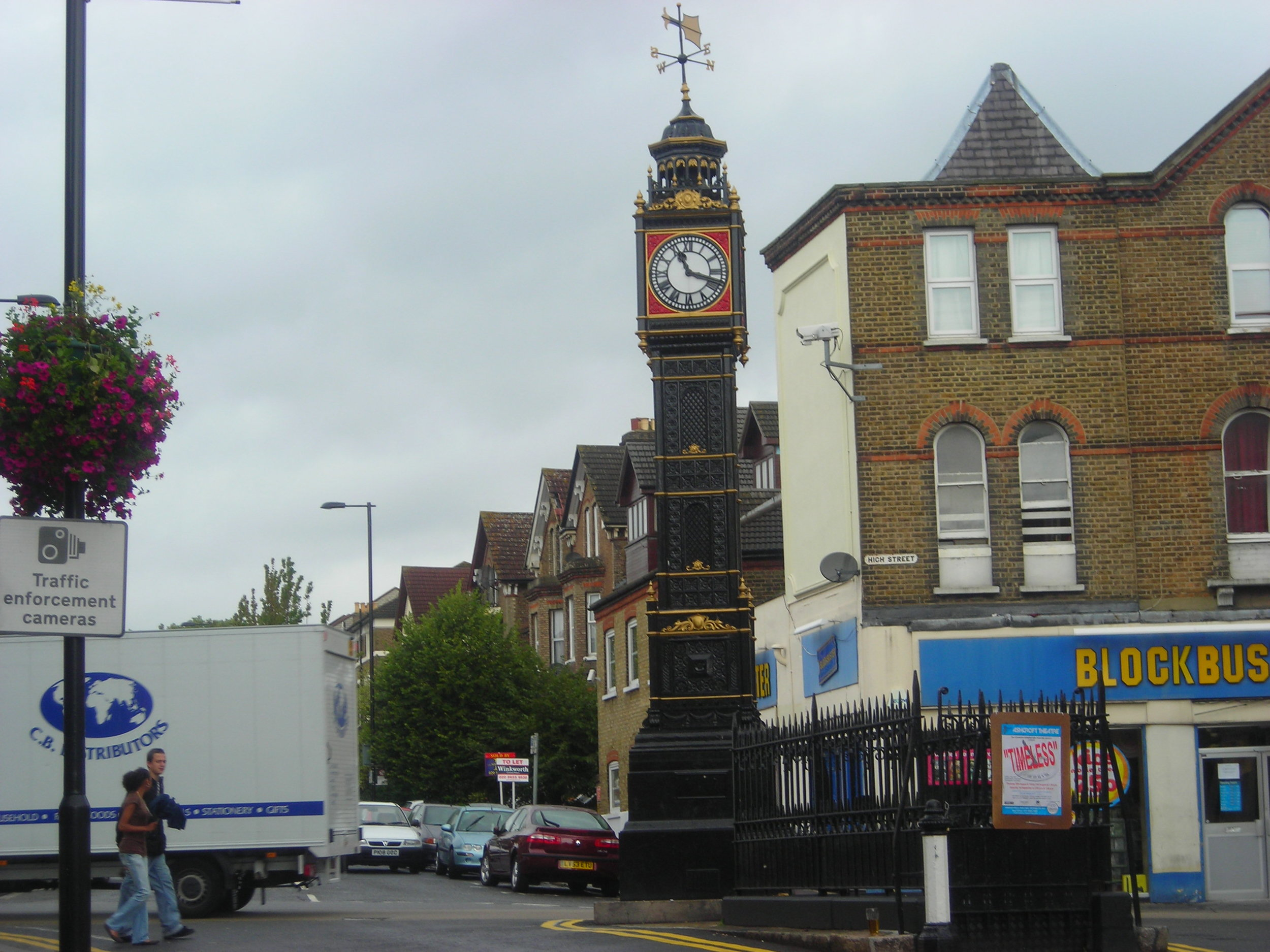 Clocktower, South Norwood - South London.