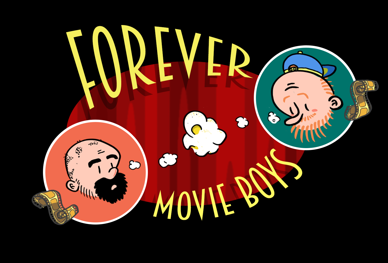 FOREVER MOVIE BOYS    The Forever Movie Boys podcast brings you film discussion and reviews through the eyes of two ex-film students. Listen on as Maciej and Tobias (probably the coolest names in podcast history) riff on about films both new and old, unfiltered and honest, of course.