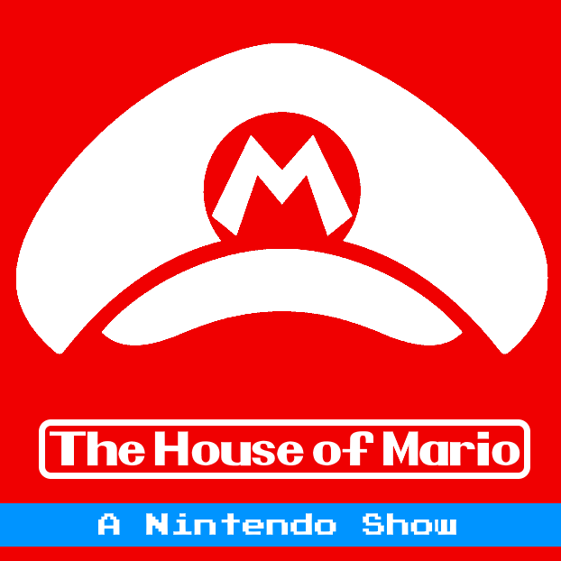 THE HOUSE OF MARIO    The House of Mario is a weekly Nintendo podcast that celebrates all aspects of Nintendo - games, community and culture!  Join best friends Drew and Bryce every Tuesday as they discuss their favourite games over some quality banter.