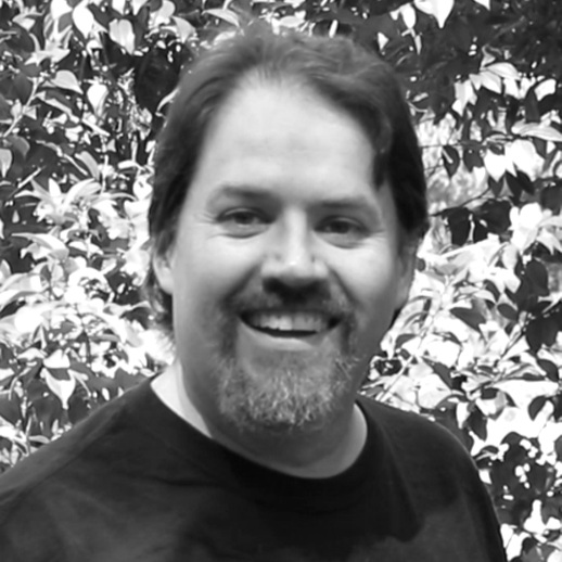 TREVOR SCOTT  ( @TREVHSCOTT )  Trevor is a qualified ballroom dance instructor who plays the bass in a doom metal band. Does this give him any qualifications to talk about game design? Hell no! But he talks about it anyway, every week as a co-host on Bit Storm.
