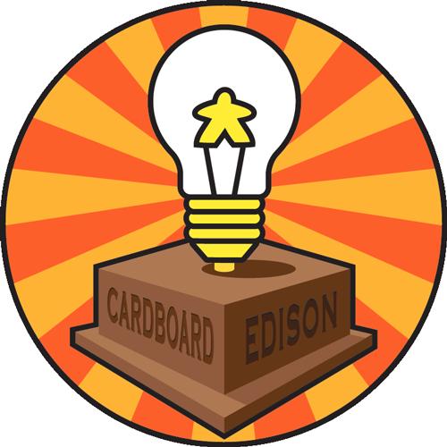 Cardboard Edison Award logo.png