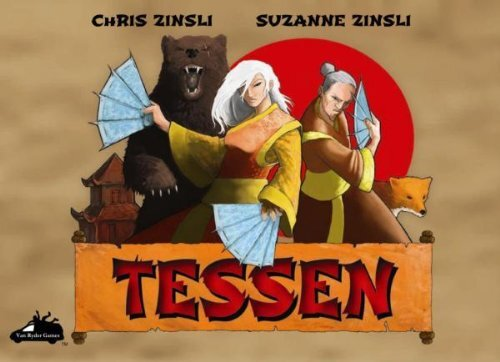 Tessen - Published by Van Ryder Games in 2013