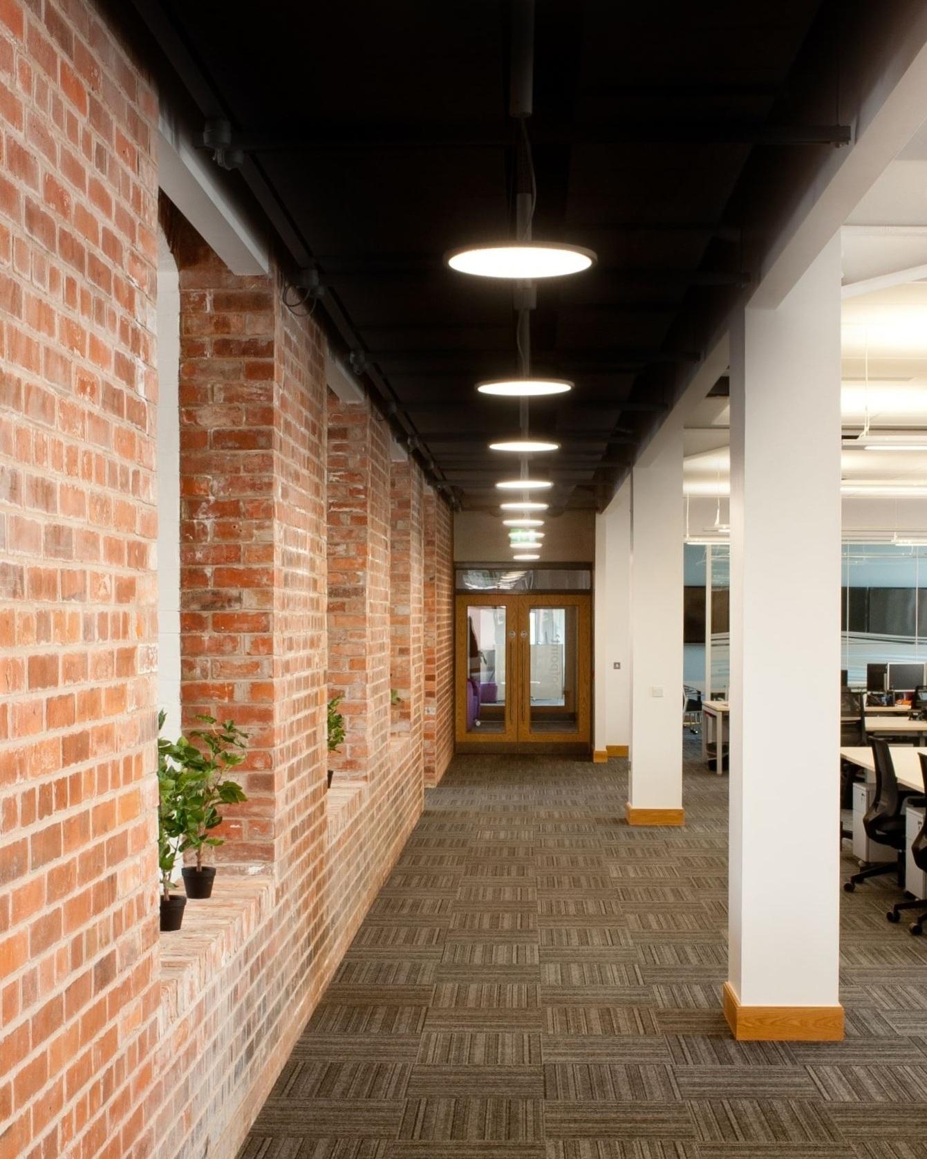 Unit 20 Office Fitout -