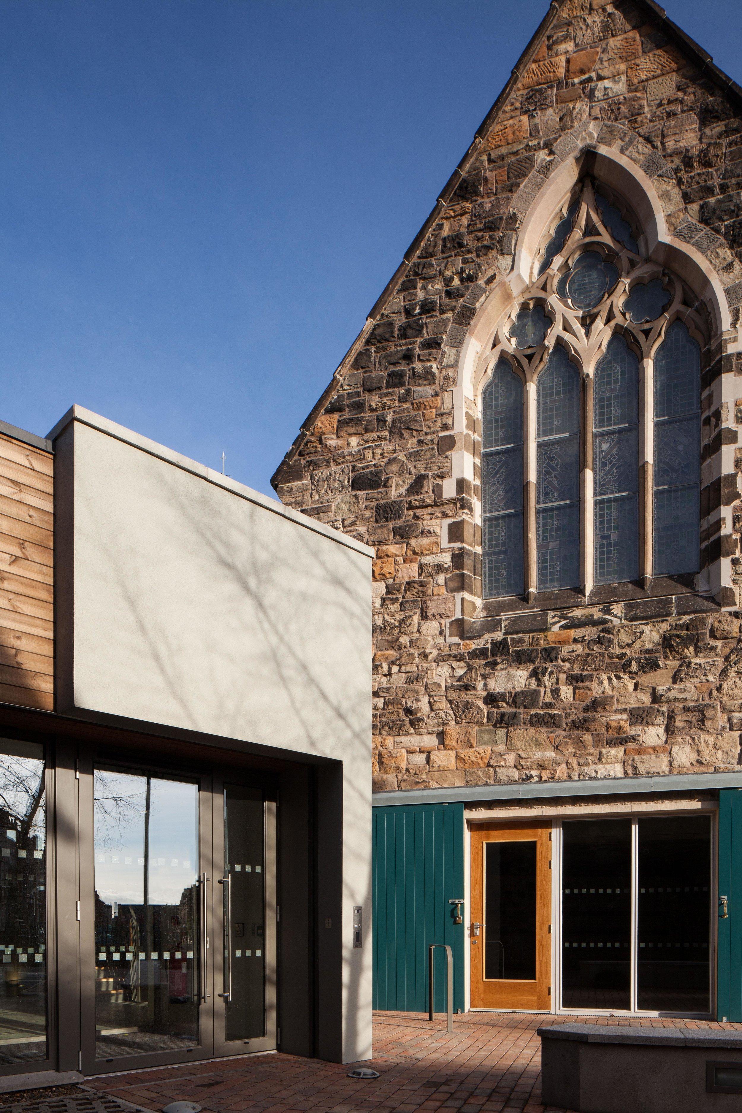 Duncairn Centre -