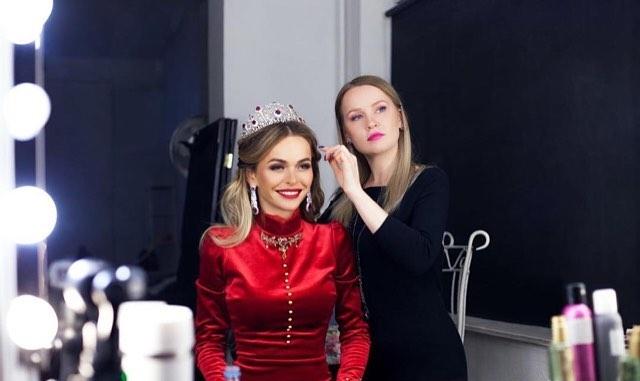 Актриса Анна Хилькевич