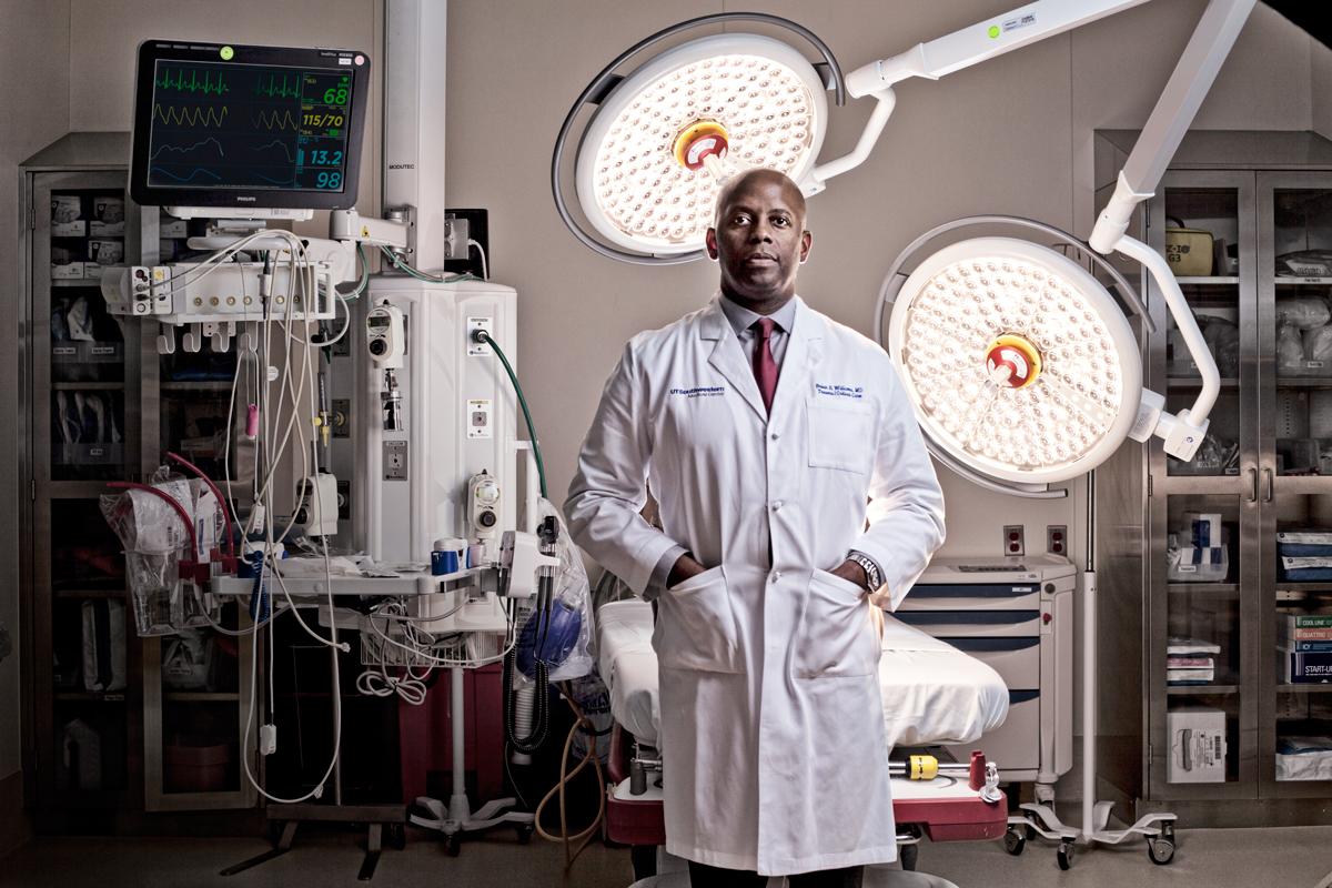 D Magazine: A Dallas ER Doc Confronts Racism