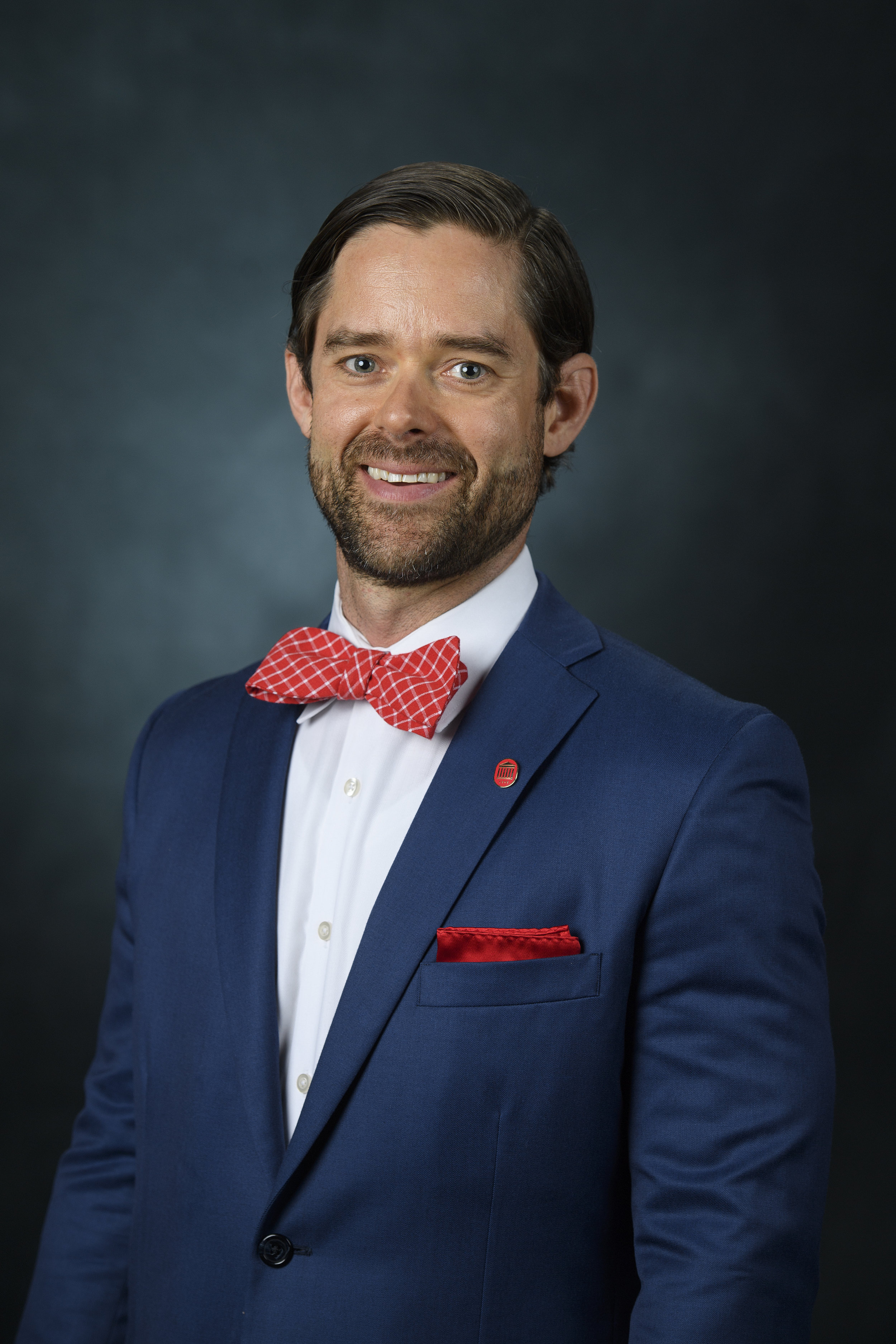 Dr. Graham Bodie - COO