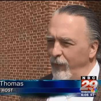 Joe Thomas - Radio Host, WCHV 107.5