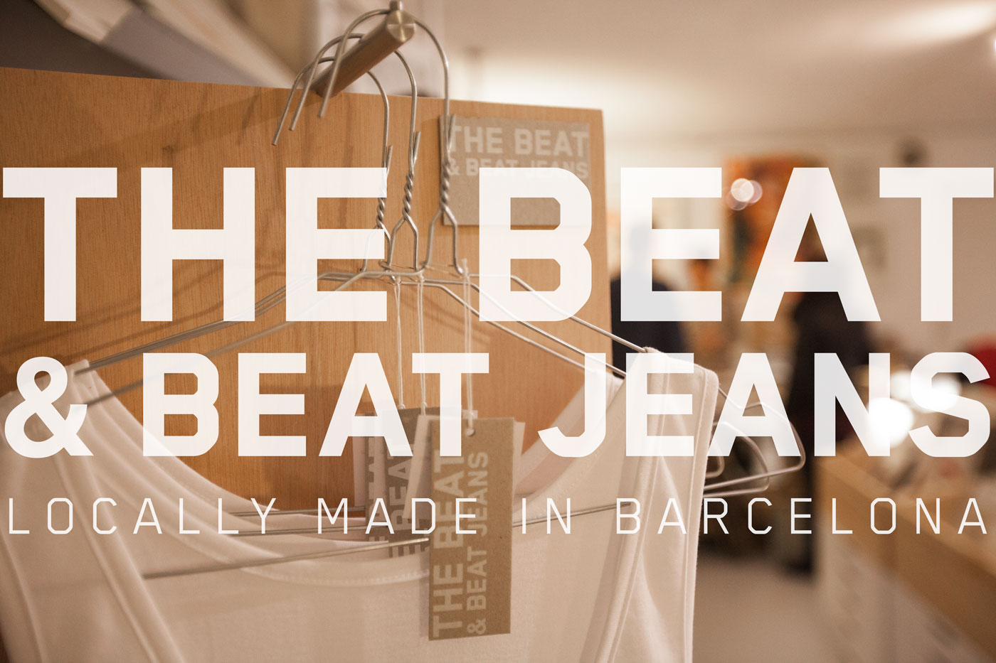 Image of a THE BEAT & BEAT JEANS stockist
