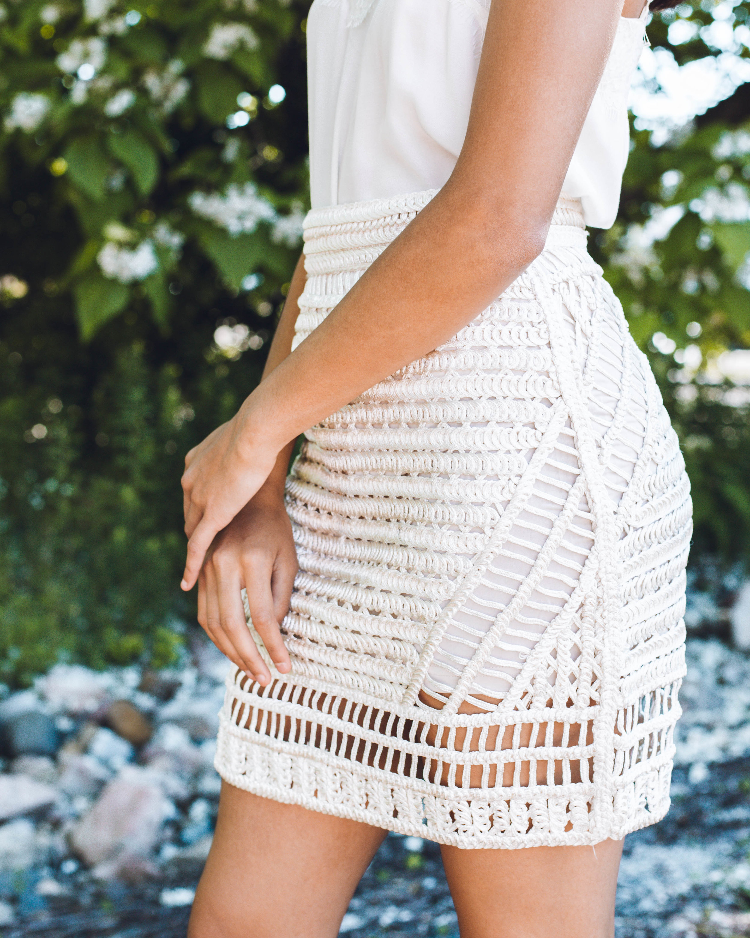 skirt $36 ,  top $42