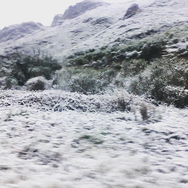 Oh wie schön ... ein paar kleine Schneeflocken haben es nach Korfu geschafft 🌟 . Habt einen wundervollen Start in den Tag. . #korfu #snowflakes #winter #islandlife #corfutown #cozy